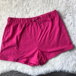 Girls 14 XL Children's Place Fuchsia Shorts